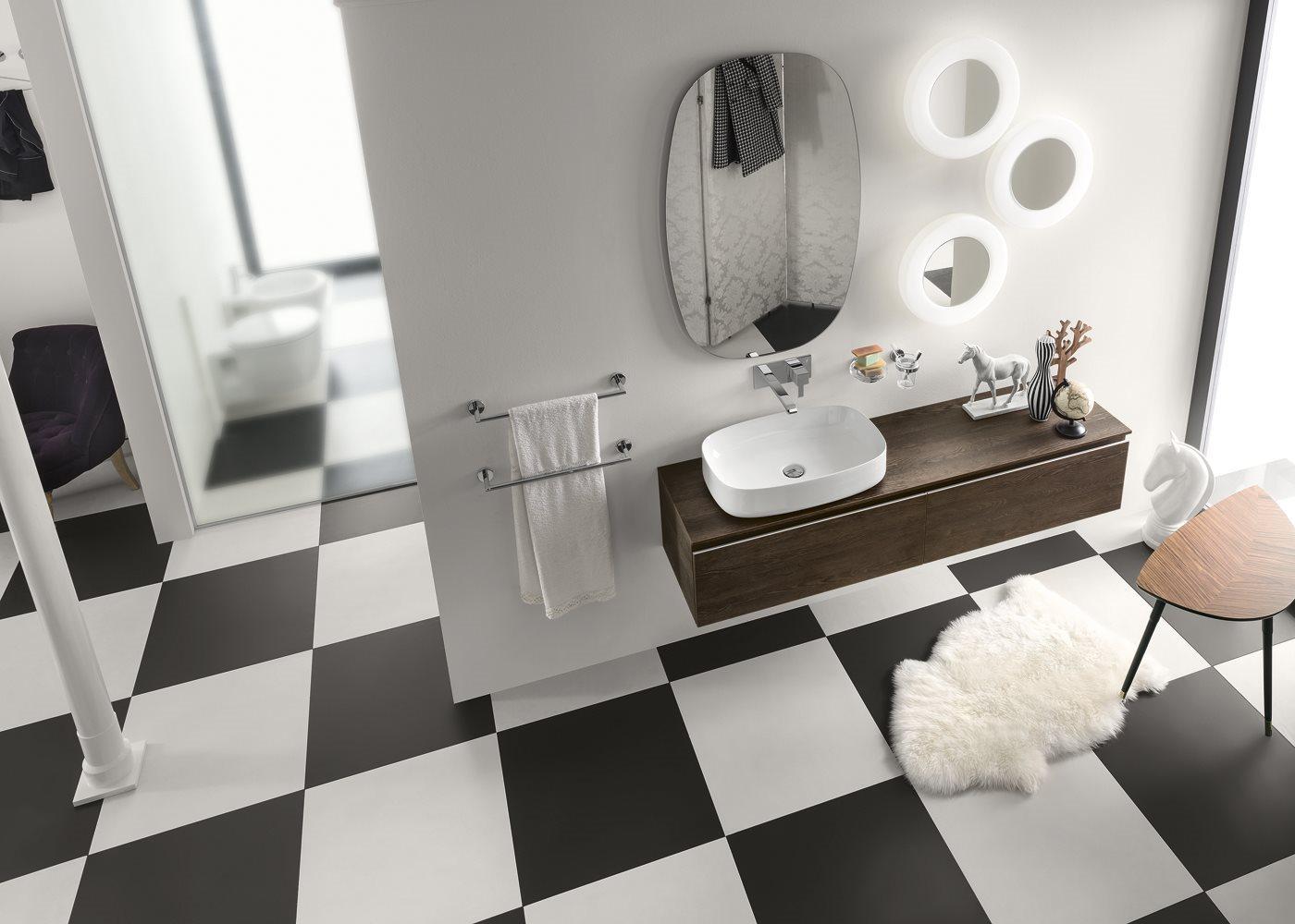 Colonne Salle De Bain Bambou Cdiscount ~ salle de bain cuisine et confidences